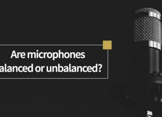 Are Microphones Balanced or Unbalanced