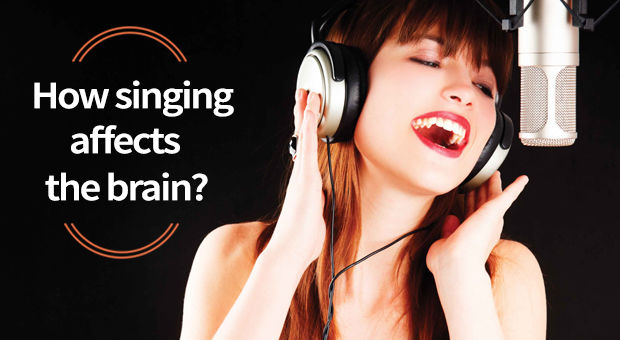 How singing affects the brain