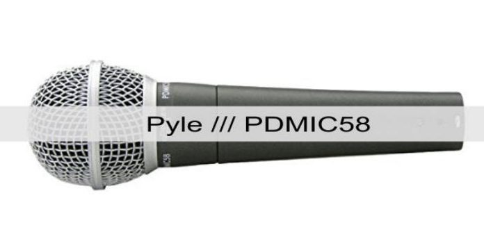 Pyle PDMIC58 cover
