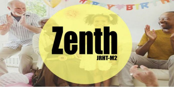 Zenth JRHT-M2 Bluetooth Karaoke Kids Microphone cover